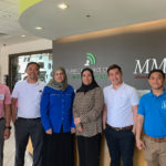 International Guests look to MMWC on how to promote Peace and Security