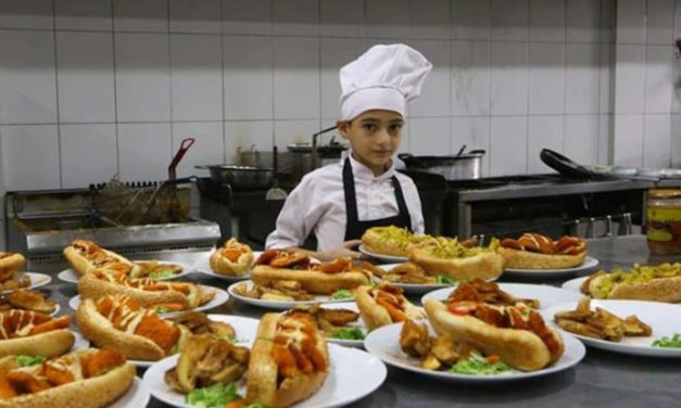 Gaza's Little Chef