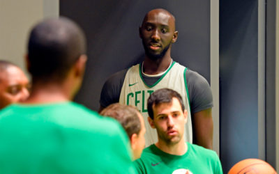 Conquering NBA fans' hearts, Tacko Fall shows how sports bring us together