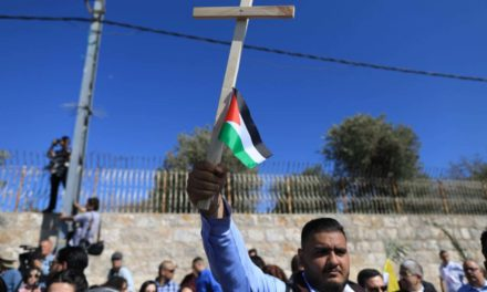 American and Palestinian Christians agree on what would bring peace