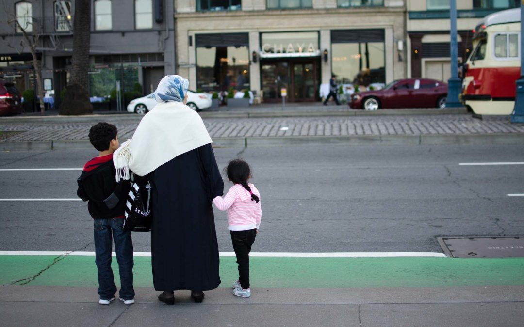 Opinion: Trump's Muslim Ban has been in force for a year. I'm still waiting to see my mom