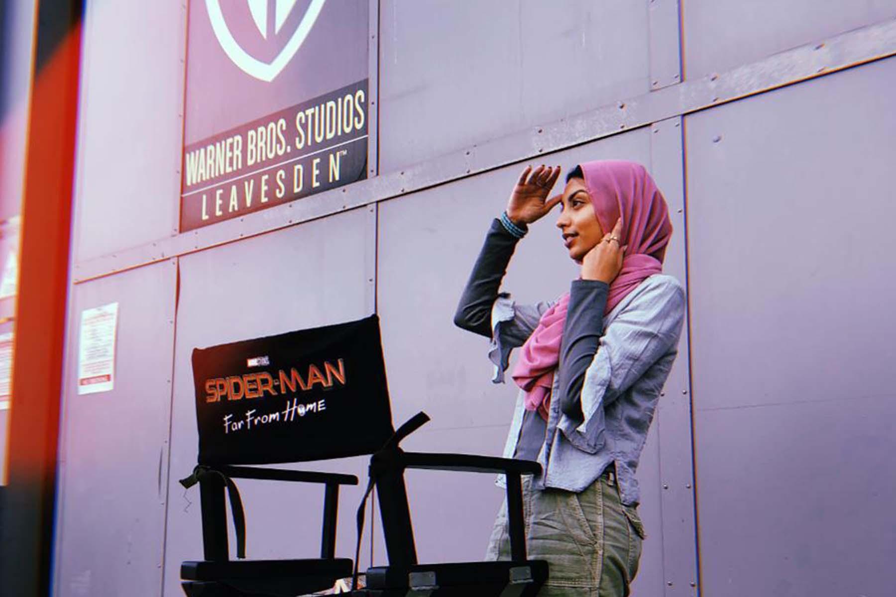 Zoha Rahman Breaks Barriers For Muslim Representation In 'Spider-Man