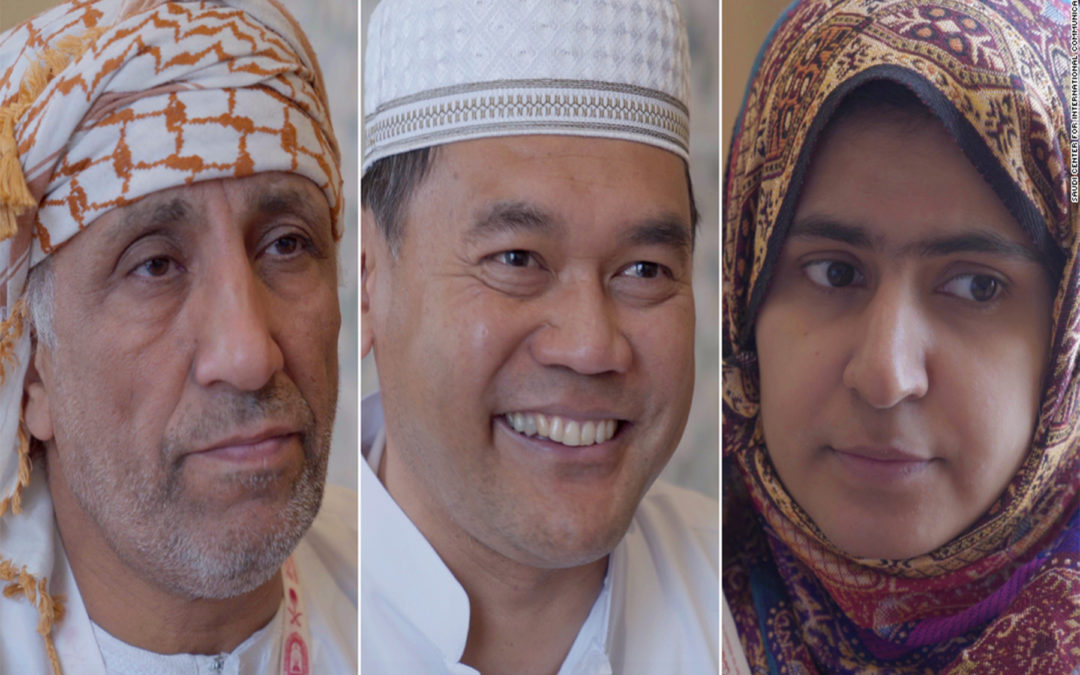 They survived the Christchurch attacks. In Mecca, they're finding peace as Hajj pilgrims