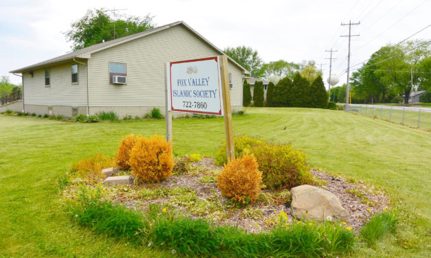 Fox Valley Islamic Society Plans For New Mosque