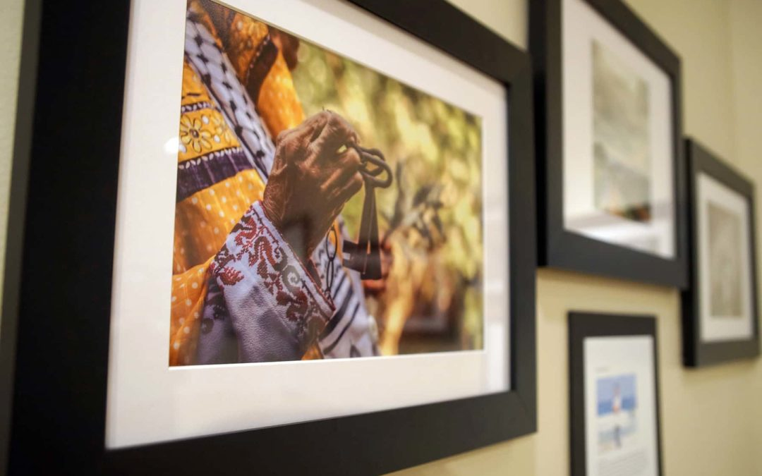 Palestine: Unlimited Art Exhibition Opens at the Islamic Resource Center