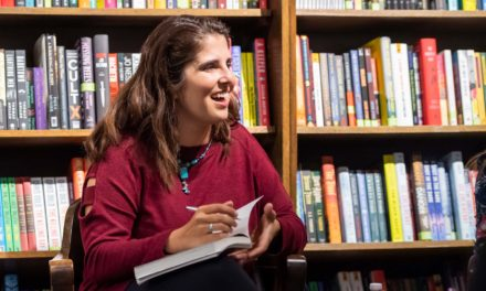 Foreign Correspondent Turned Author Visits Boswell Books