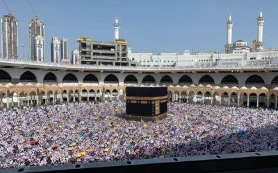 Local Muslims Are Among the 2 Million at 2019 Hajj