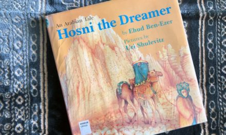 IRC Book Review: Hosni the Dreamer