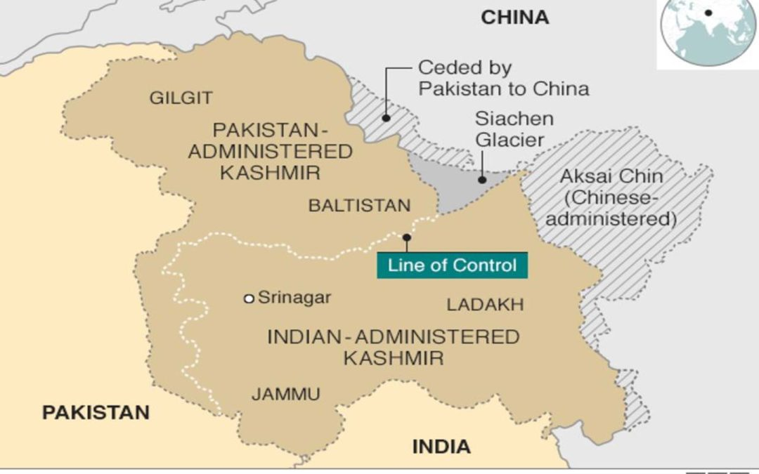 The latest crisis between India and Pakistan over Kashmir, explained in under 600 words