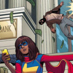 Ms. Marvel co-creator never imagined the character on TV, much less Disney Plus