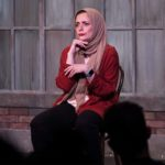 A Muslim woman comic walks into a bar: Changing perceptions through jokes