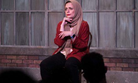 A Muslim woman comic walks into a bar: Changing perceptions through jokes