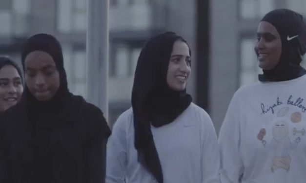 The Raptors Just Unveiled Their Nike Pro Hijab & It's Bringing Out The Feels