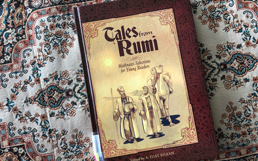 IRC Book Review: Tales from Rumi