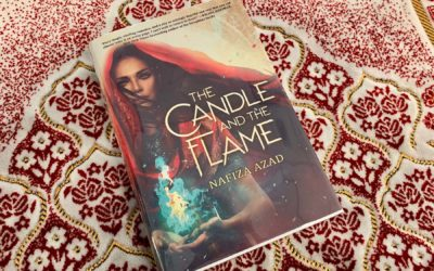 IRC Book Review: The Candle and The Flame