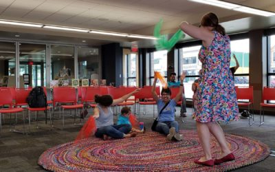 Global Heritage Festival Held at Tippecanoe Library