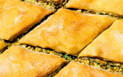 Youssef Akhtarini Fled Syria. His Baklava Recipe Came With Him.