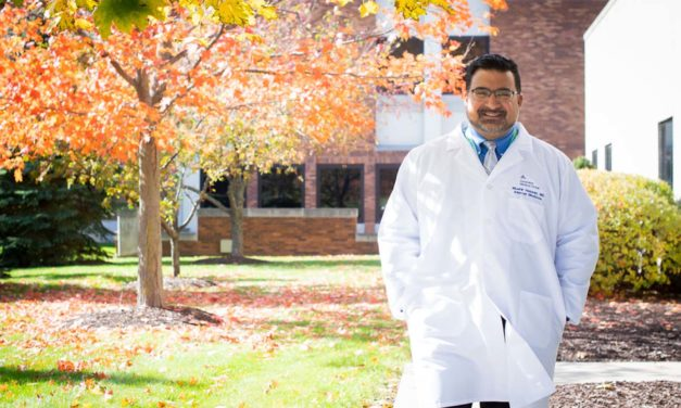 Dr. Mushir Hassan: Good Medicine and Good Works at Ascension Elmbrook