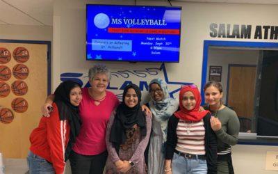 Salam Stars challenge stereotypes in female athletics