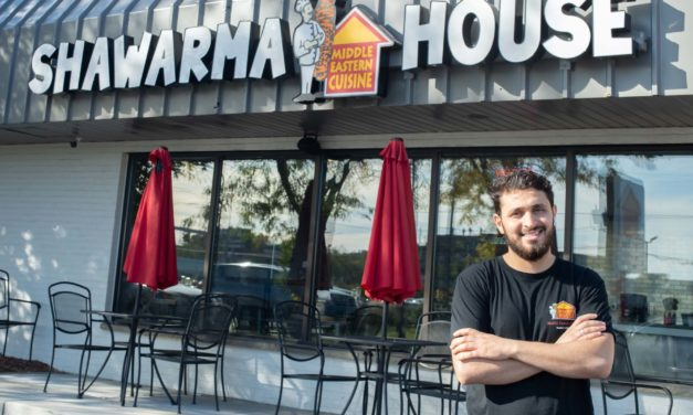 A Band of Brothers Owns and Operates Shawarma House