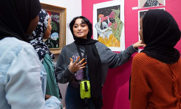 Underground Muslim Artists Exhibition Packs WPCA