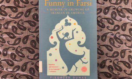 IRC Book Review: Funny in Farsi