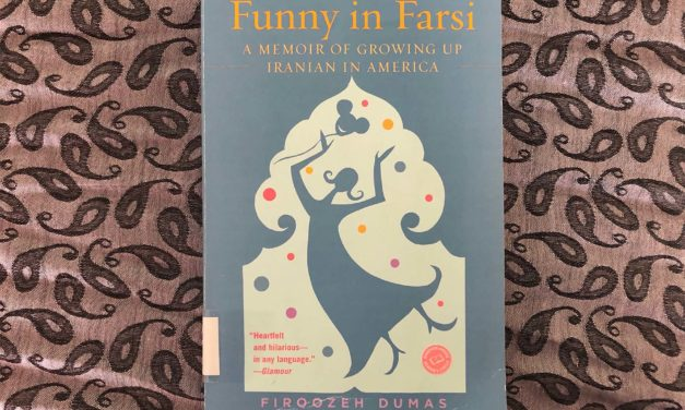 IRC Book Review: Funny in Farsi