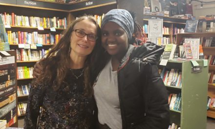 Diversity in Friendship Between a Refugee and a Writer