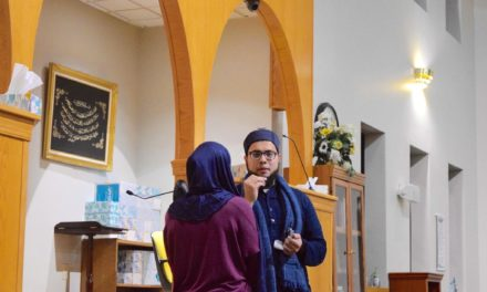 Young Imam Returns To Milwaukee And Inspires Youth