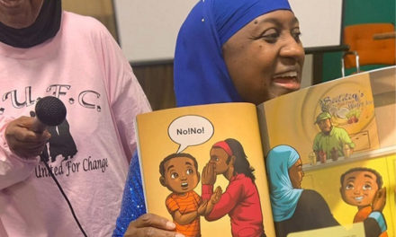 Muslim Author Releases Child Sexual Abuse Safety Book