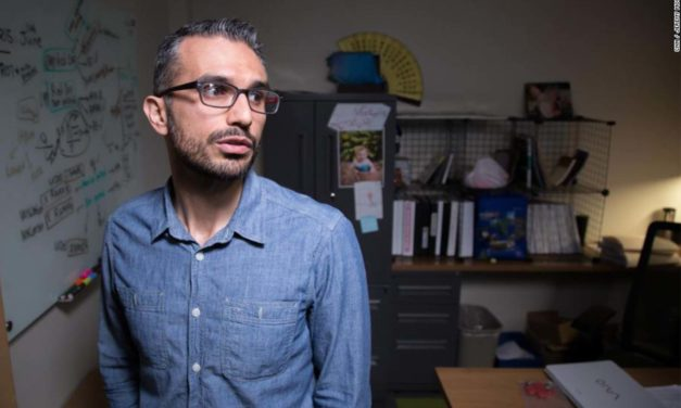 He applied for a green card. Then the FBI came calling