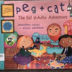 IRC Book Review: Peg + Cat: An Eid al-Adha Adventure
