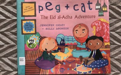 IRC Book Review: Peg + Cat: An Eid al-Adha Adventure