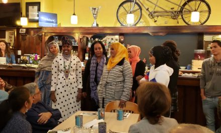 Somali Pop-Up Dinner By Refugee Chefs Lights Up Lindsey Heights