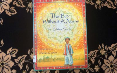 IRC Book Review: The Boy Without A Name