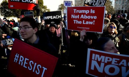 Trump impeachment: Here's what Arab and Muslim Americans say about it