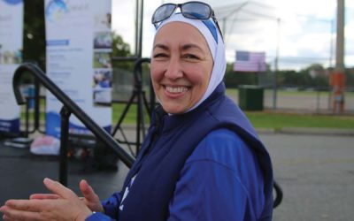 Najah Bazzy–The Arab-American CNN Hero of 2019