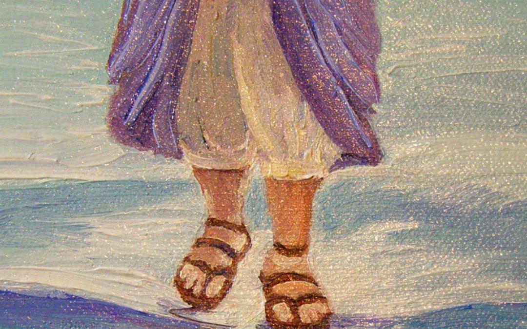 Walk on Water: The Wisdom of Jesus