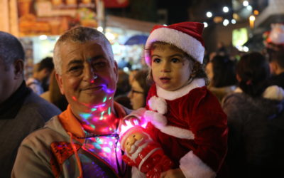 Commentary: How a Muslim American embraces holiday season