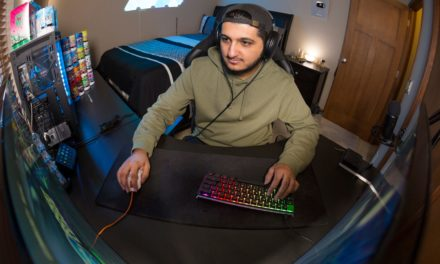 When gamers on YouTube need help making videos, they turn to this University of Wisconsin grad