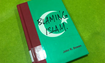 IRC Book Review: Blaming Islam