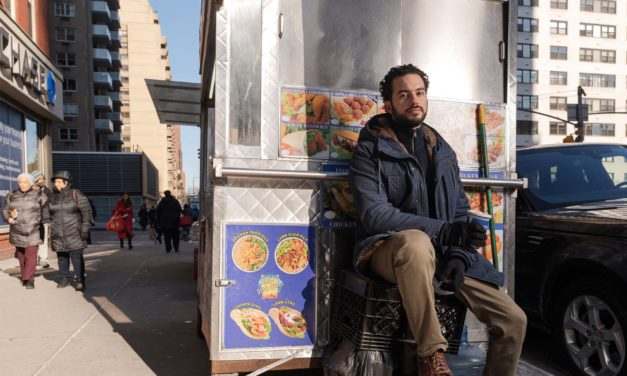 A Food Cart Worker's Biggest Job: Defending Vendor Rights