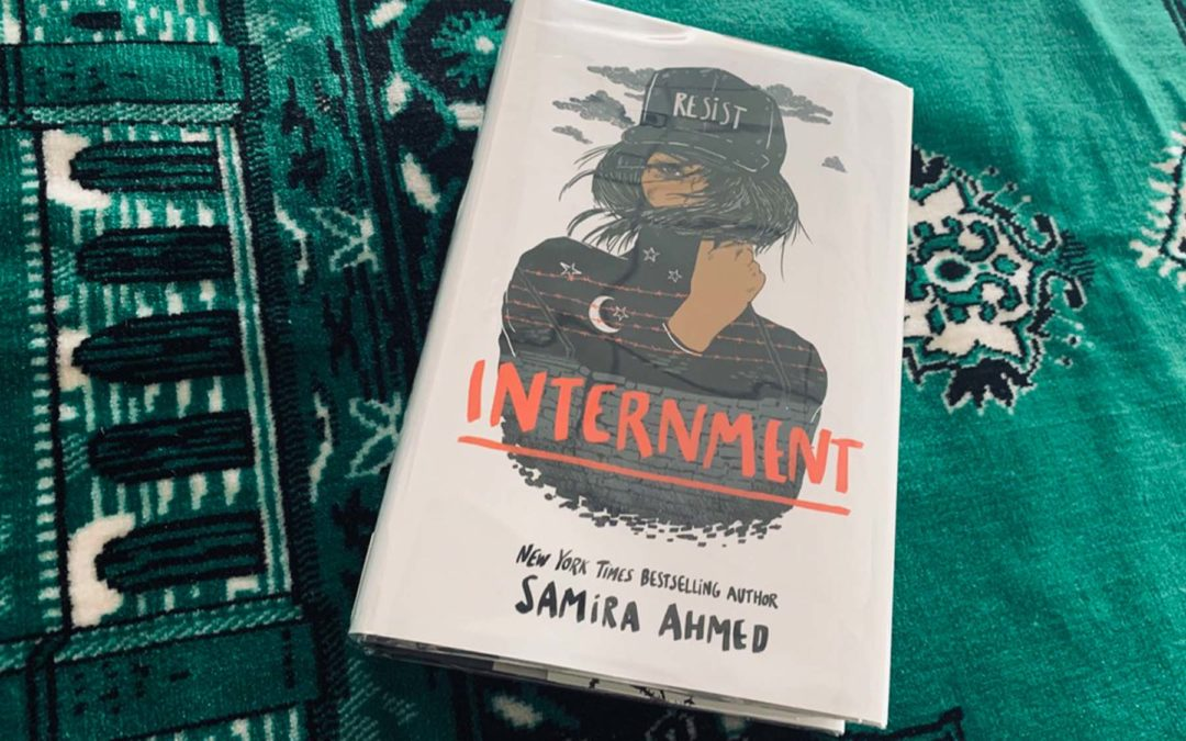 IRC Book Review: Internment