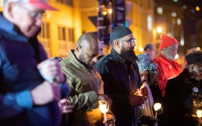 Milwaukee Strong Vigil Emphasizes Hope Amid Despair of Mass Shooting