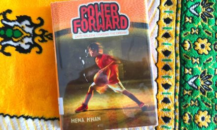 IRC Book Review: Power Forward