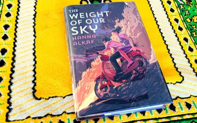 IRC Book Review: The Weight of our Sky