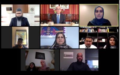Gov. Tony Evers hosts Wisconsin's first virtual Ramadan Iftar