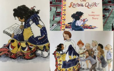 IRC Book Review: 'The Arabic Quilt: An Immigrant Story'