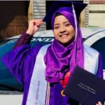 First generation graduate hopes to inspire her community