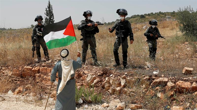 European MPs condemn Israel's annexation move